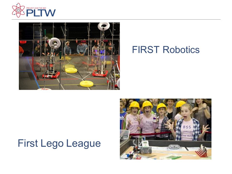 First Lego League FIRST Robotics