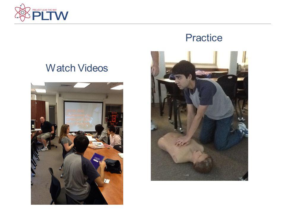 Practice Watch Videos