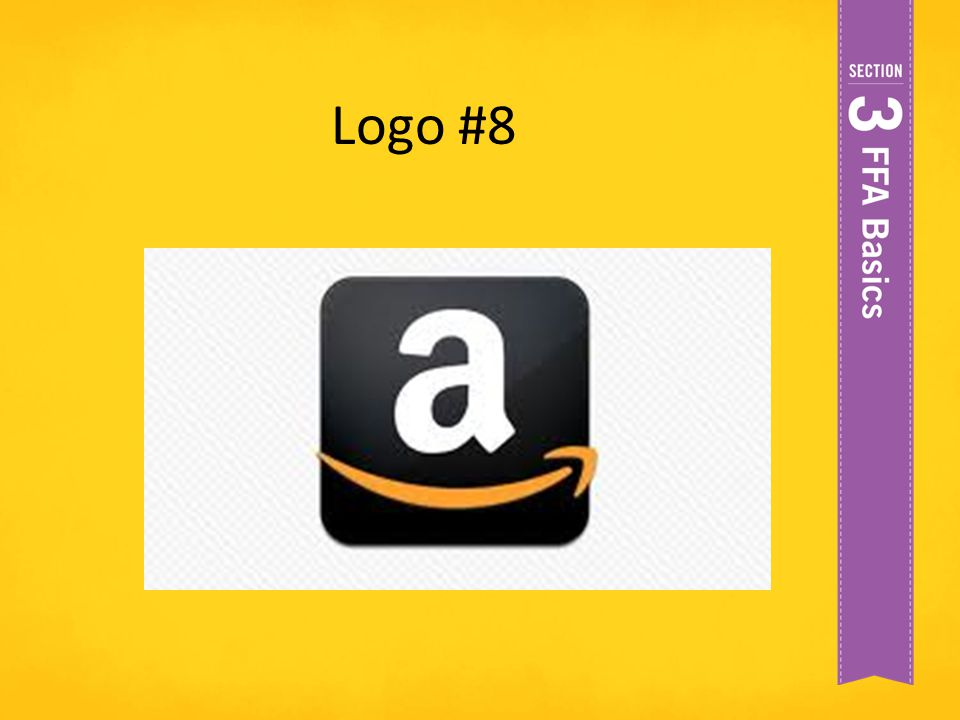 Logo #8 Amazon