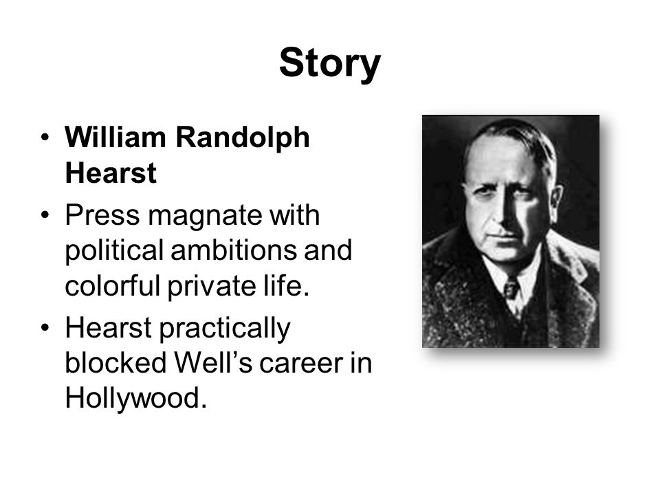Story William Randolph Hearst