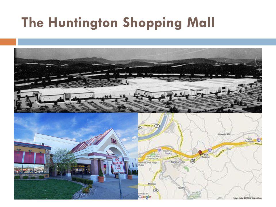 The Huntington Shopping Mall