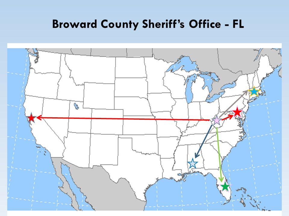 Broward County Sheriff's Office - FL
