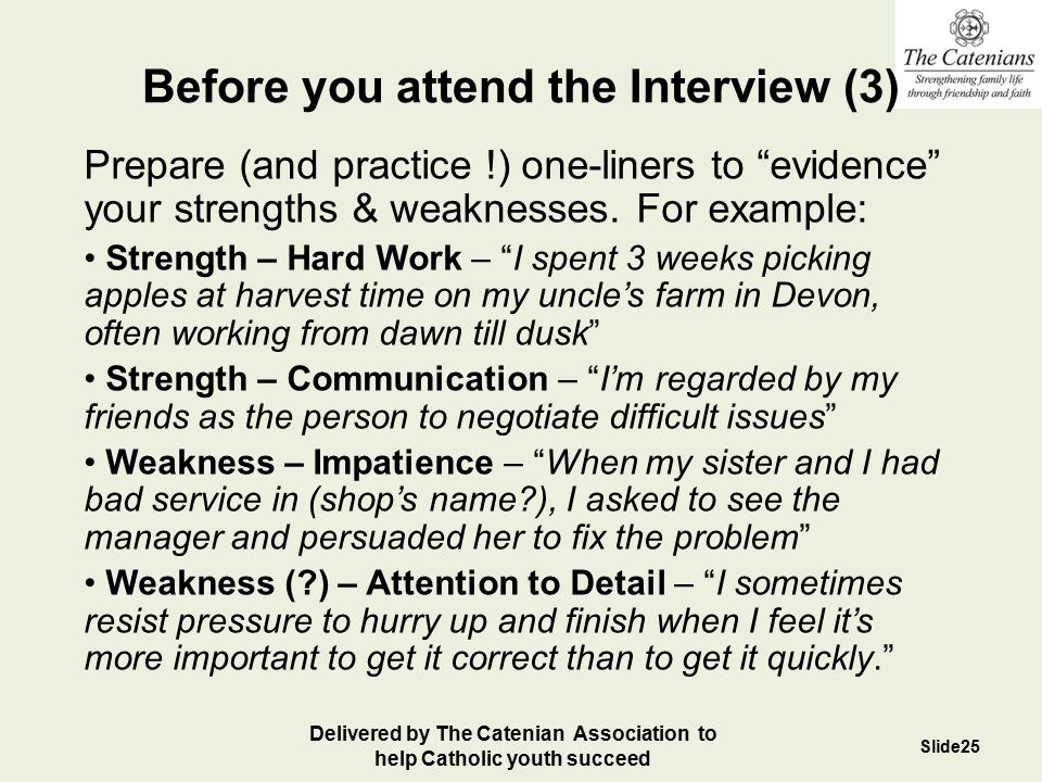 Before you attend the Interview (3)