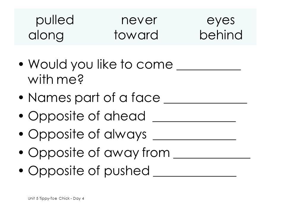 pulled never eyes along toward behind