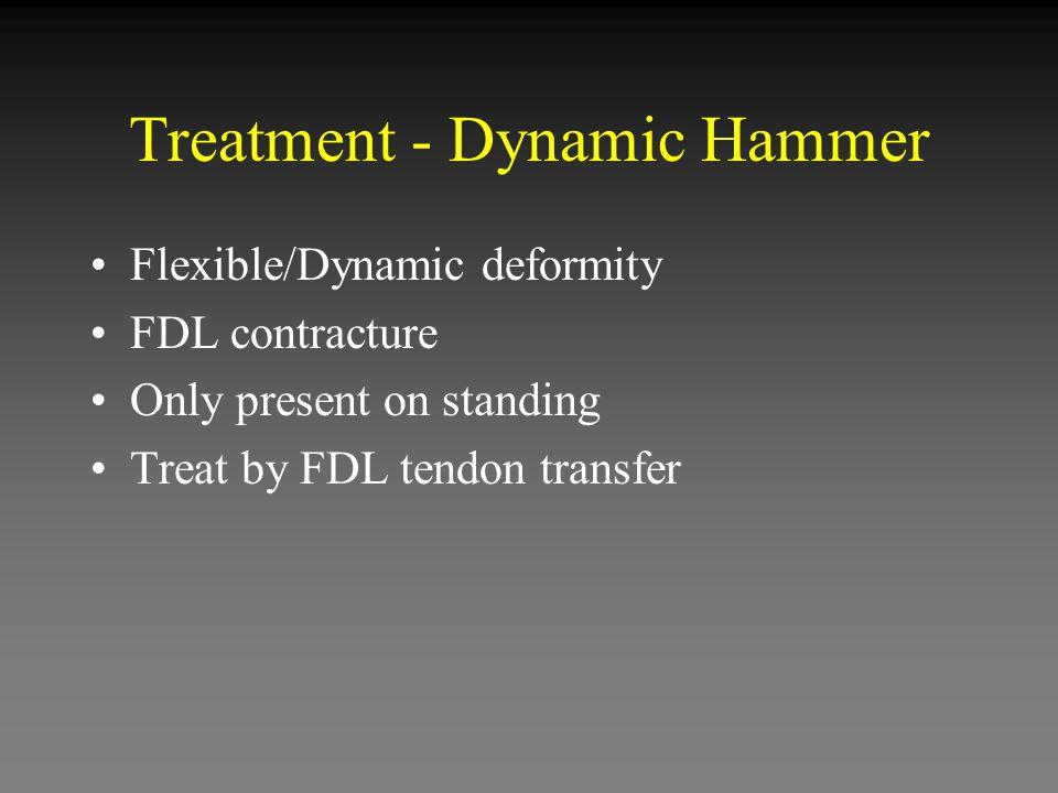 Treatment - Dynamic Hammer