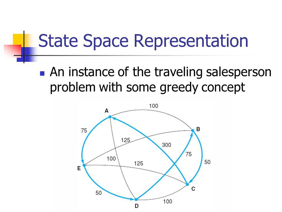 State Space Representation