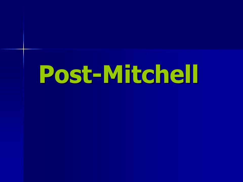 Post-Mitchell