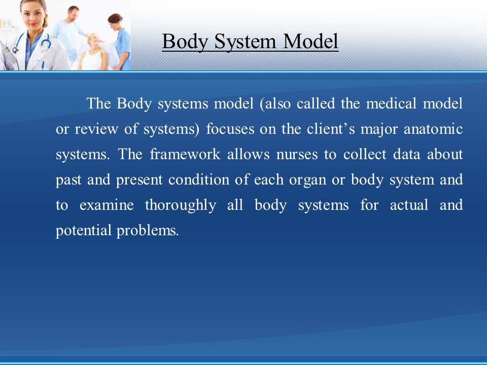 Body System Model