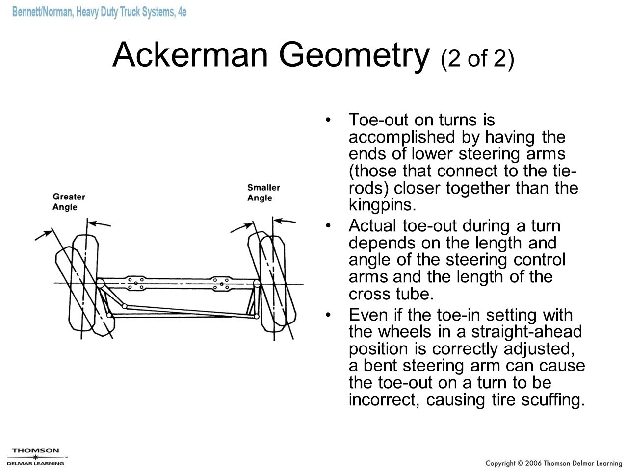 Ackerman Geometry (2 of 2)