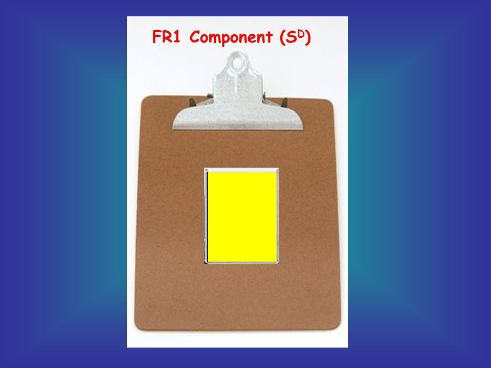FR1 Component (SD)