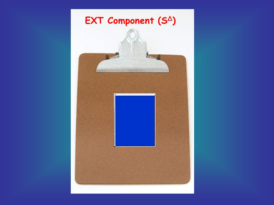 EXT Component (S∆)