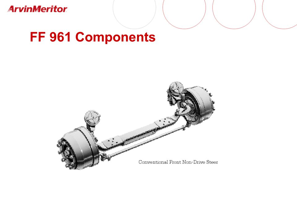 FF 961 Components