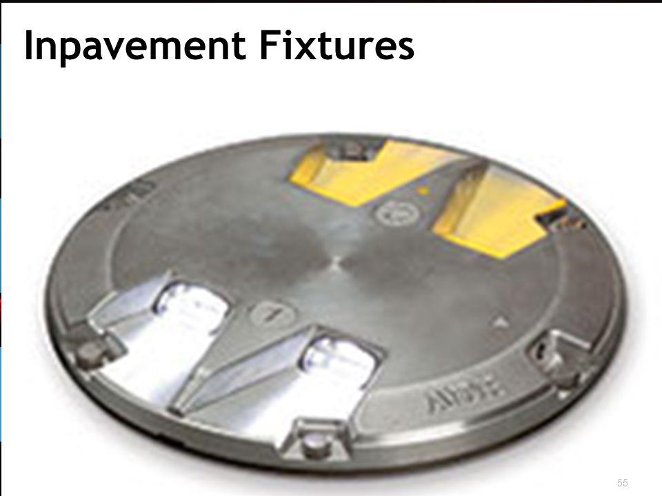 Inpavement Fixtures