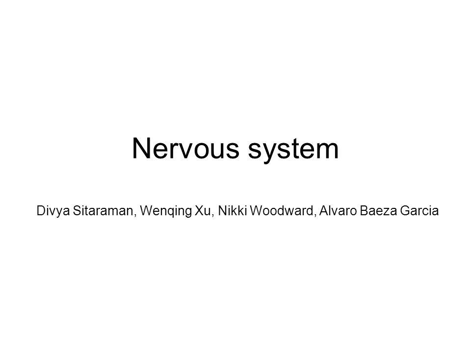 Divya Sitaraman, Wenqing Xu, Nikki Woodward, Alvaro Baeza Garcia