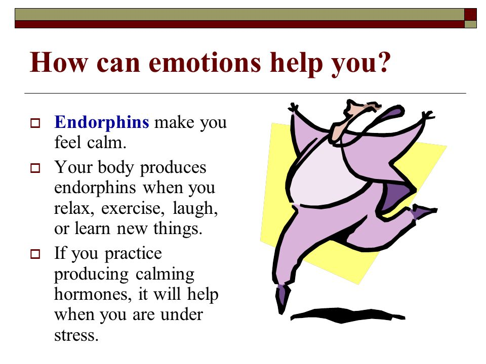 How can emotions help you