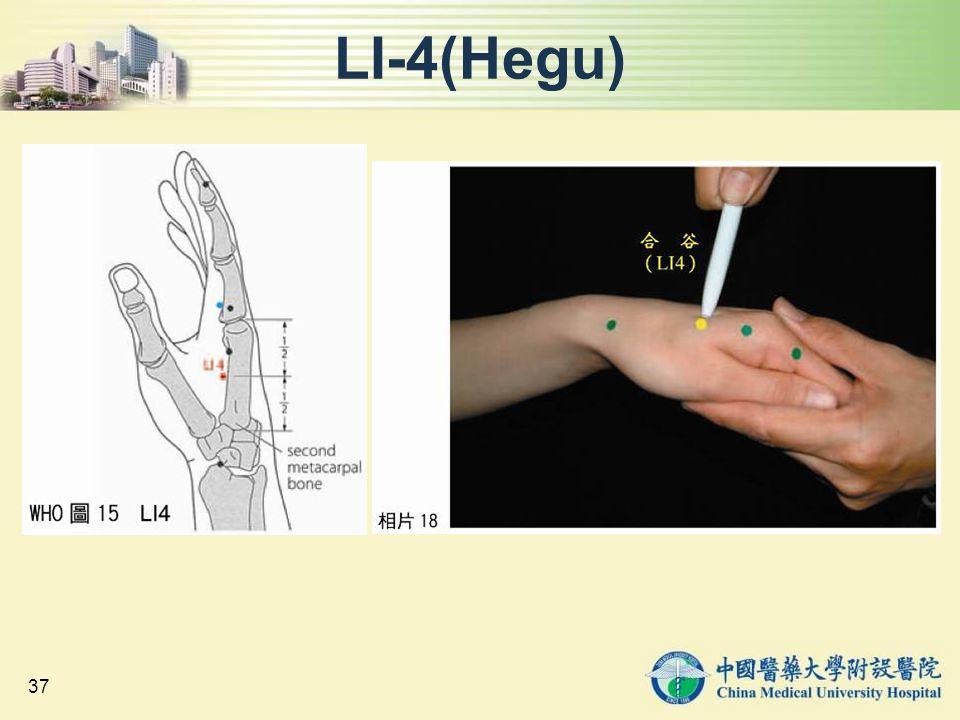 LI-4(Hegu)