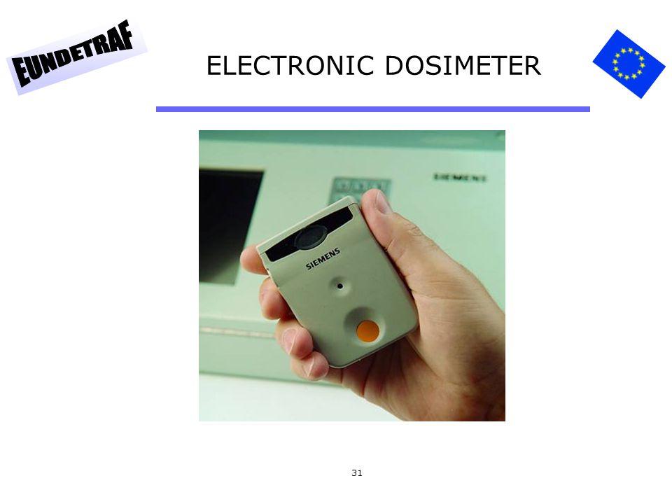 ELECTRONIC DOSIMETER