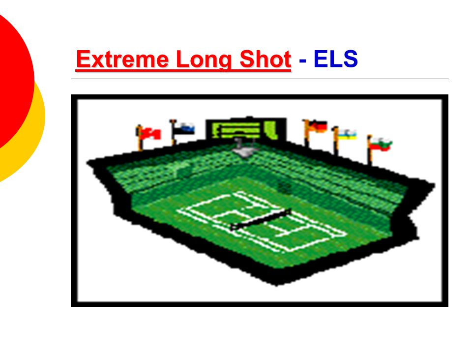 Extreme Long Shot - ELS