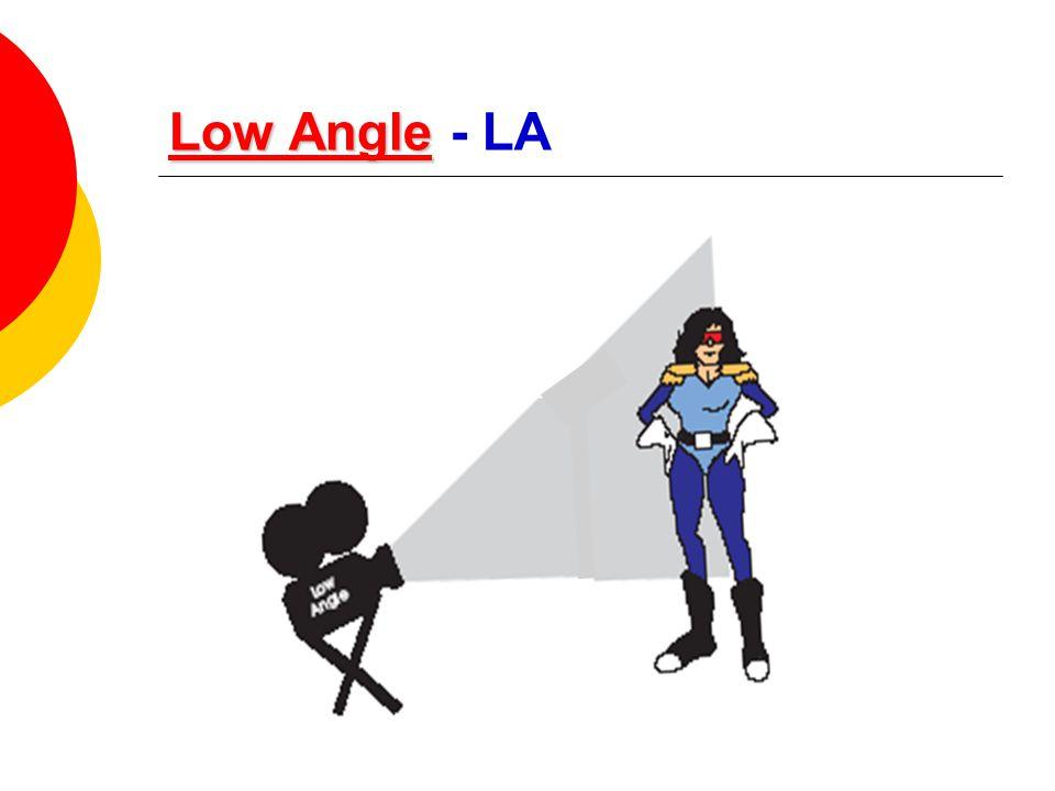 Low Angle - LA