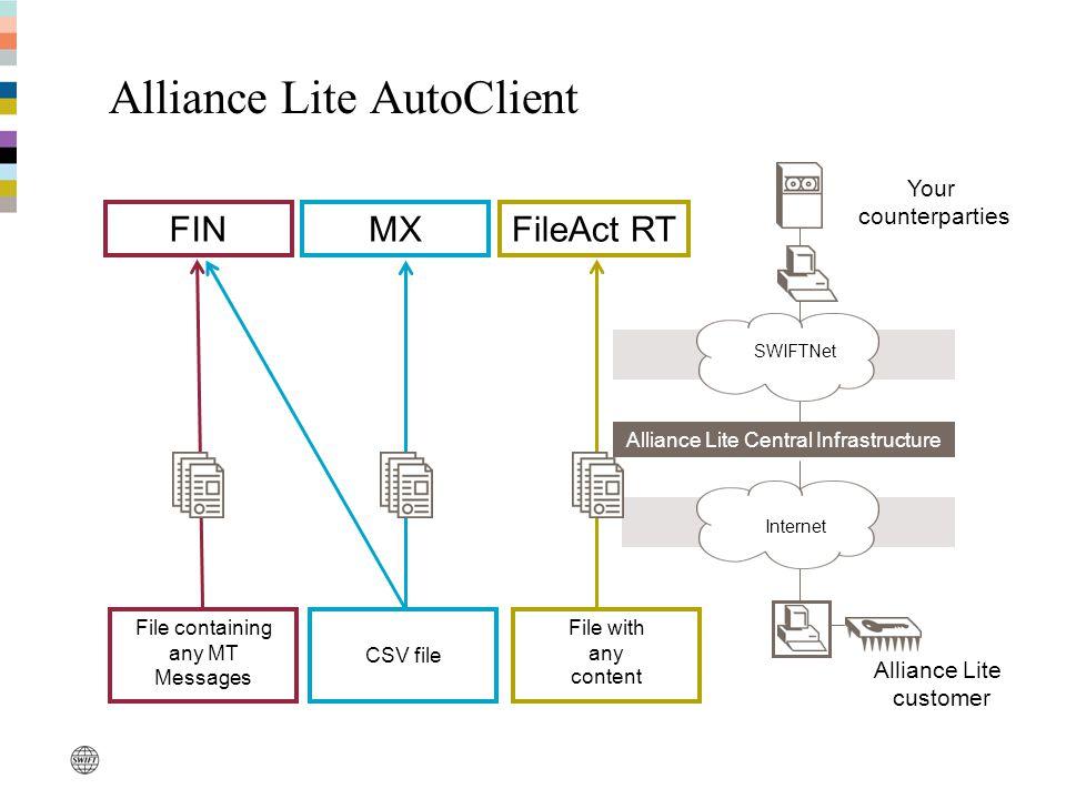Alliance Lite AutoClient