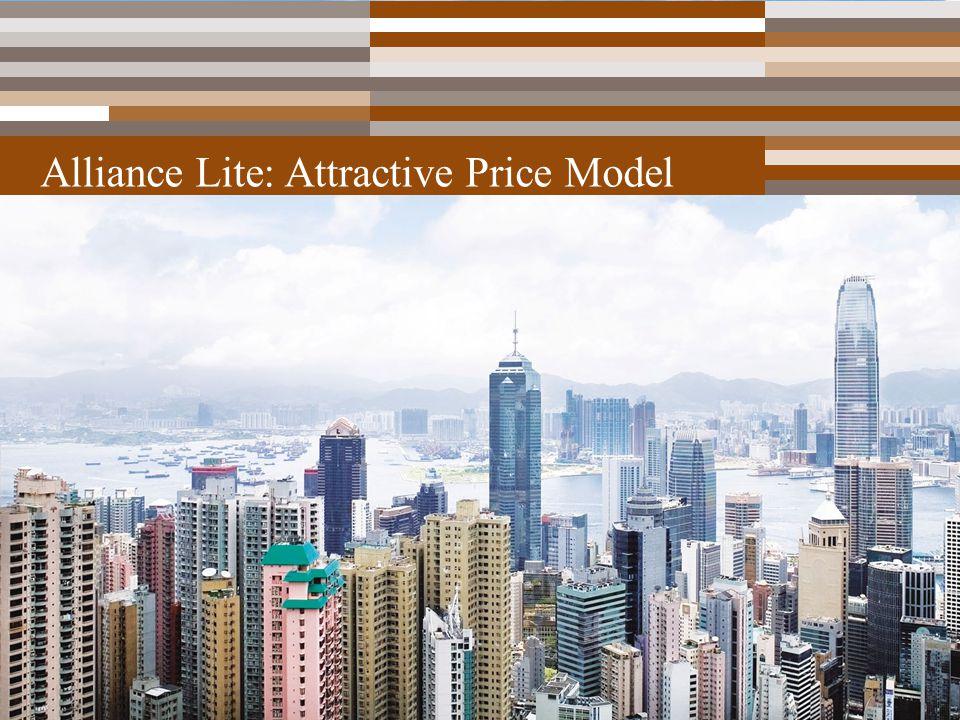 Alliance Lite: Attractive Price Model