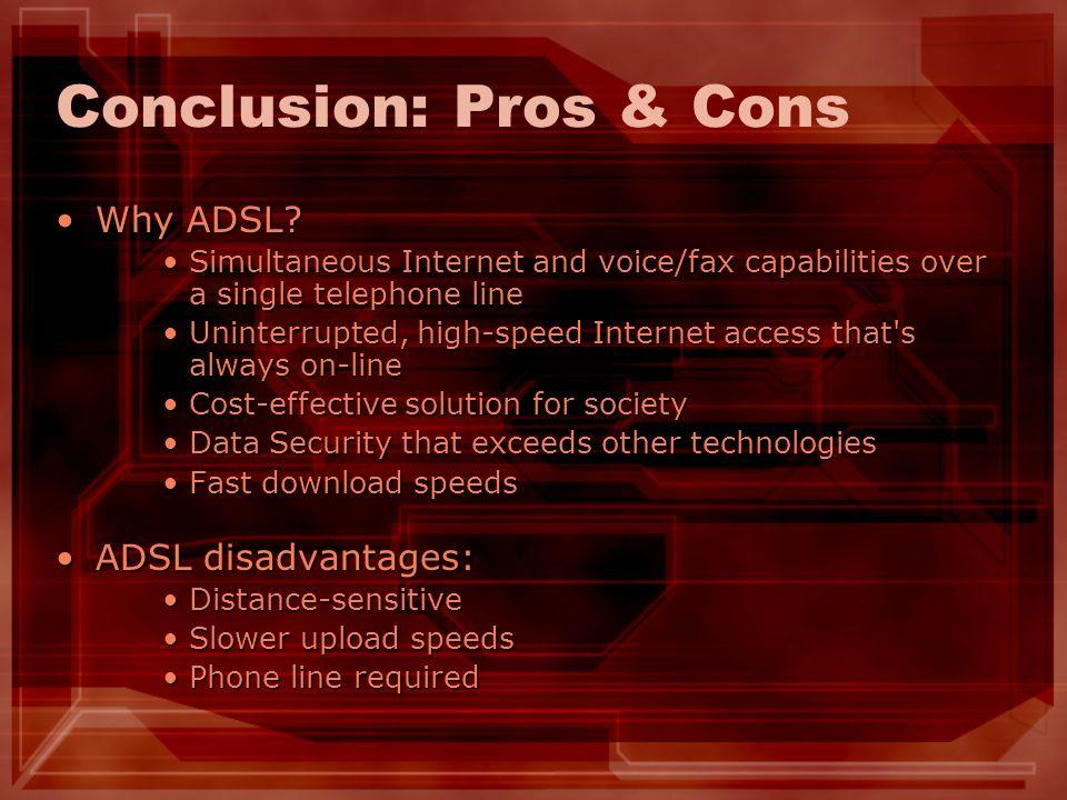 Conclusion: Pros & Cons