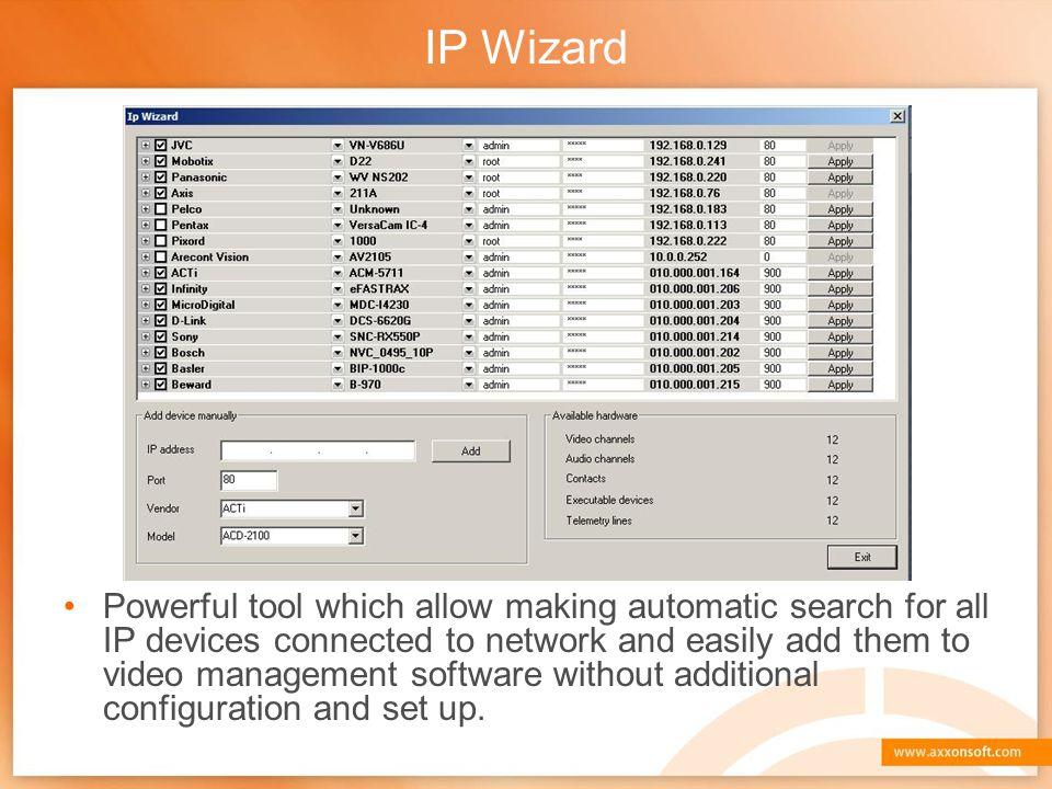 IP Wizard