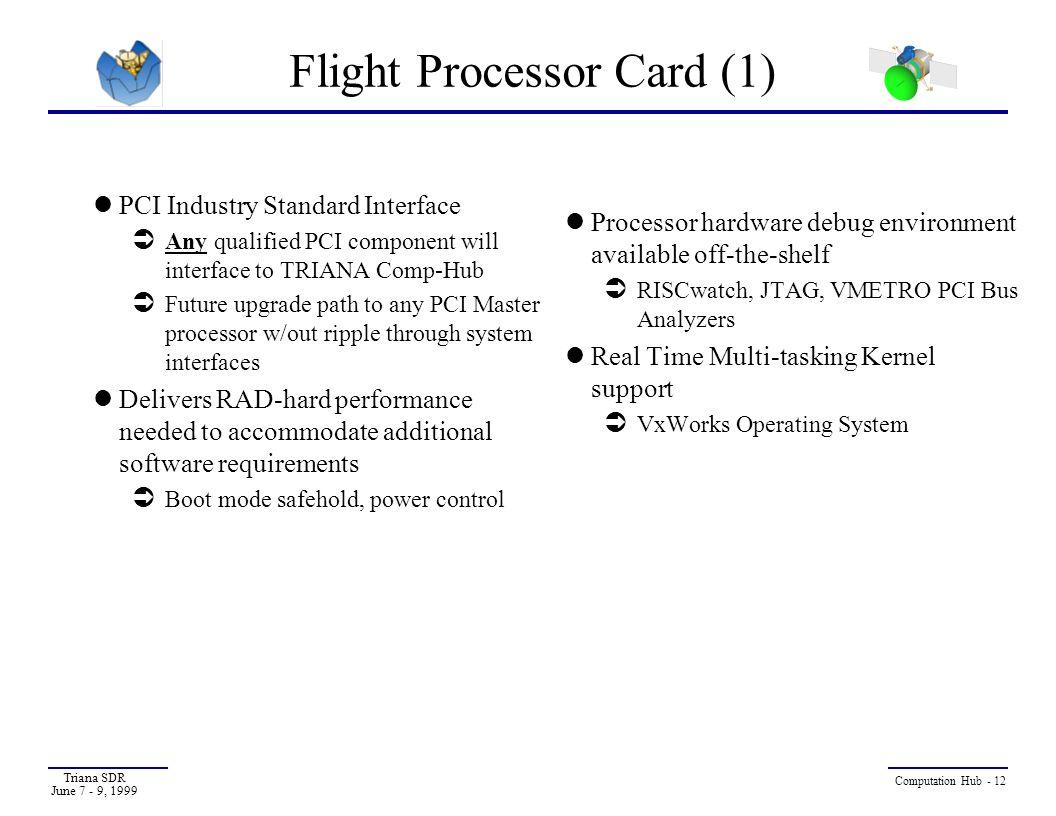 Flight Processor Card (1)