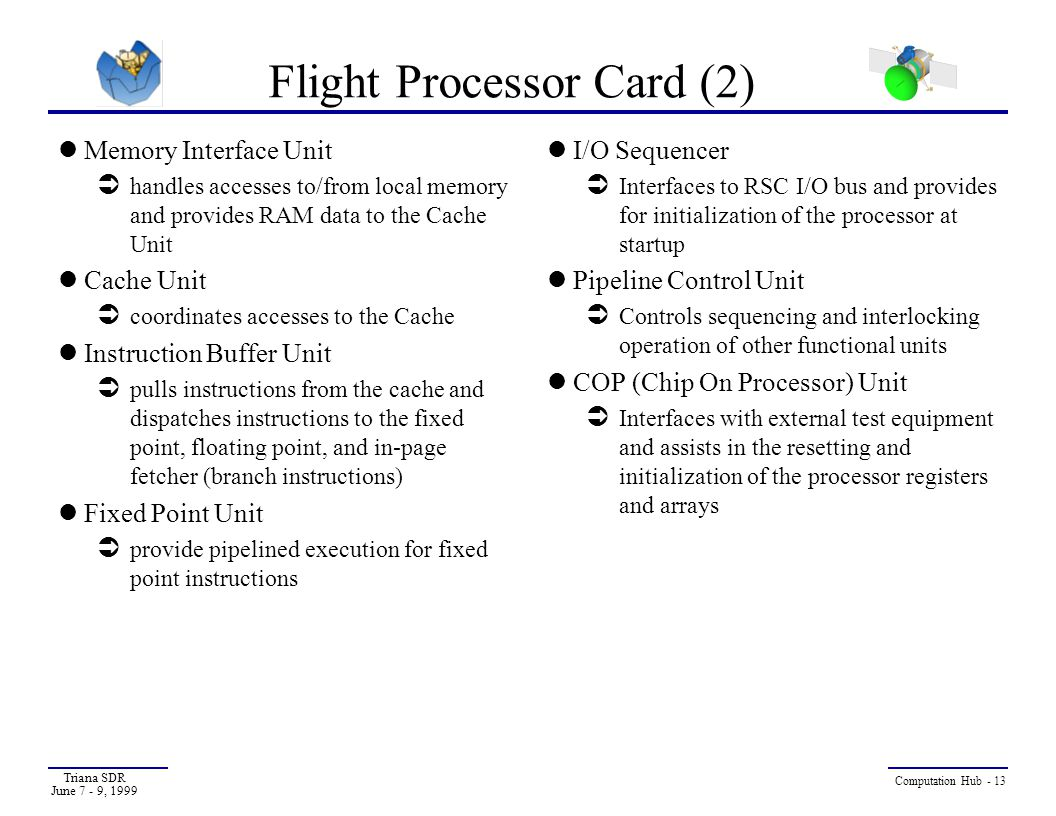 Flight Processor Card (2)