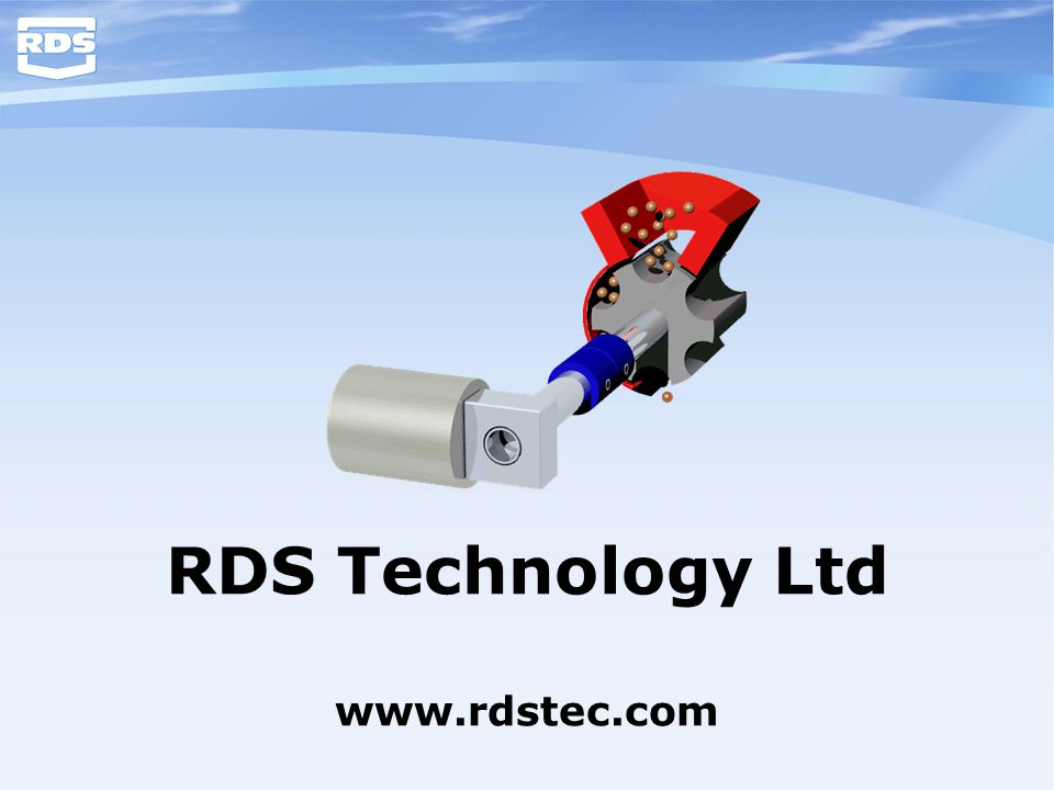 RDS Technology Ltd www.rdstec.com