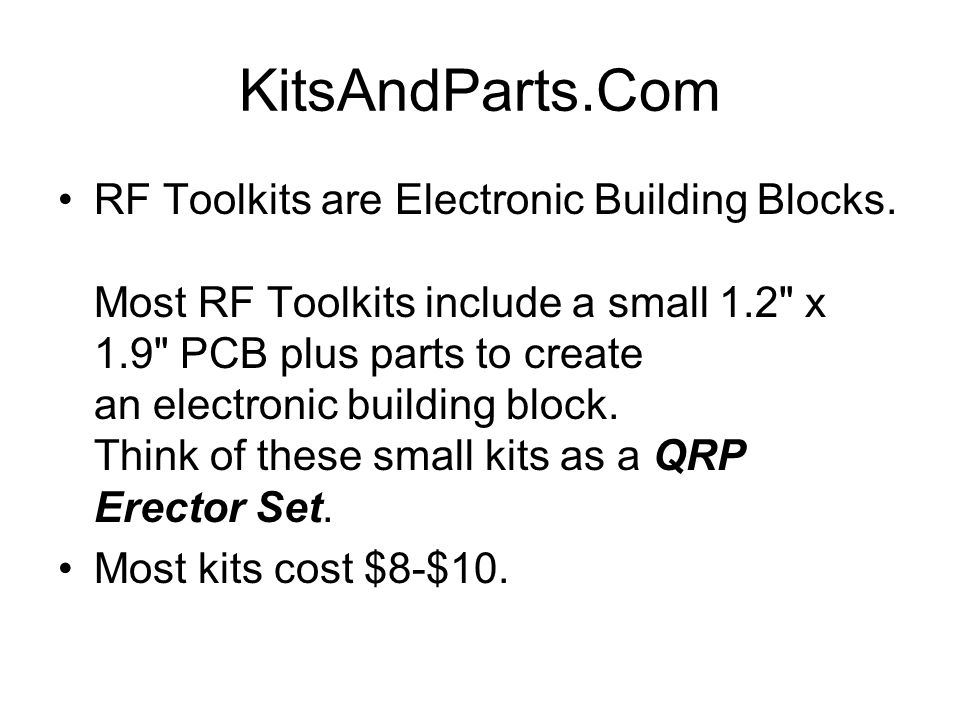 KitsAndParts.Com