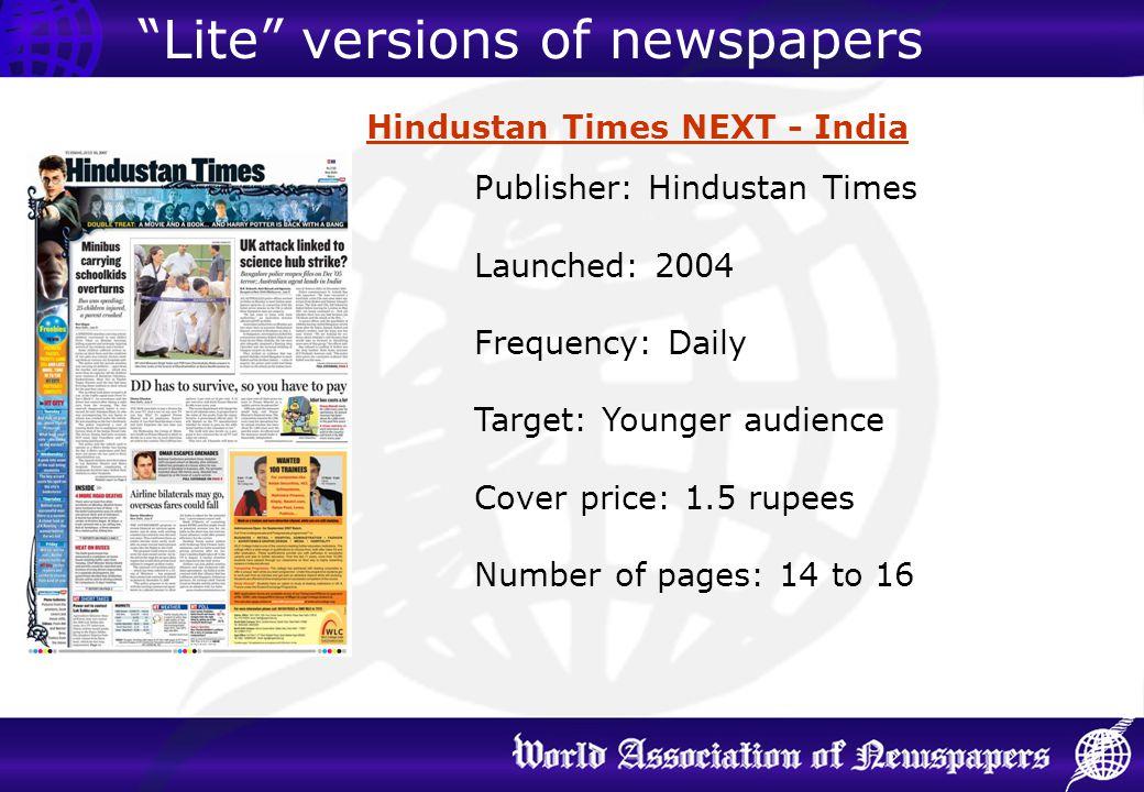 Hindustan Times NEXT - India
