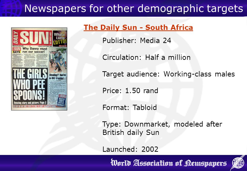 The Daily Sun - South Africa
