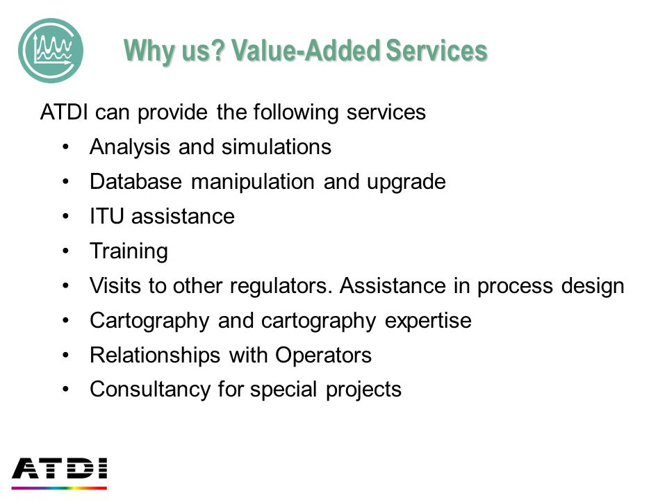 Why us Value-Added Services