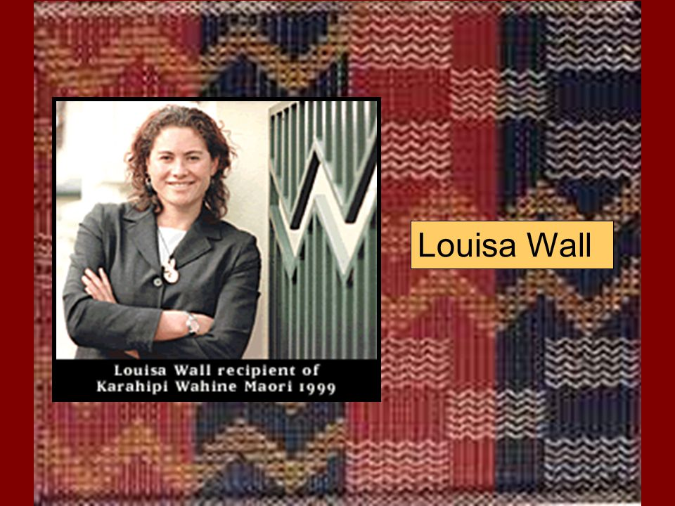 Louisa Wall
