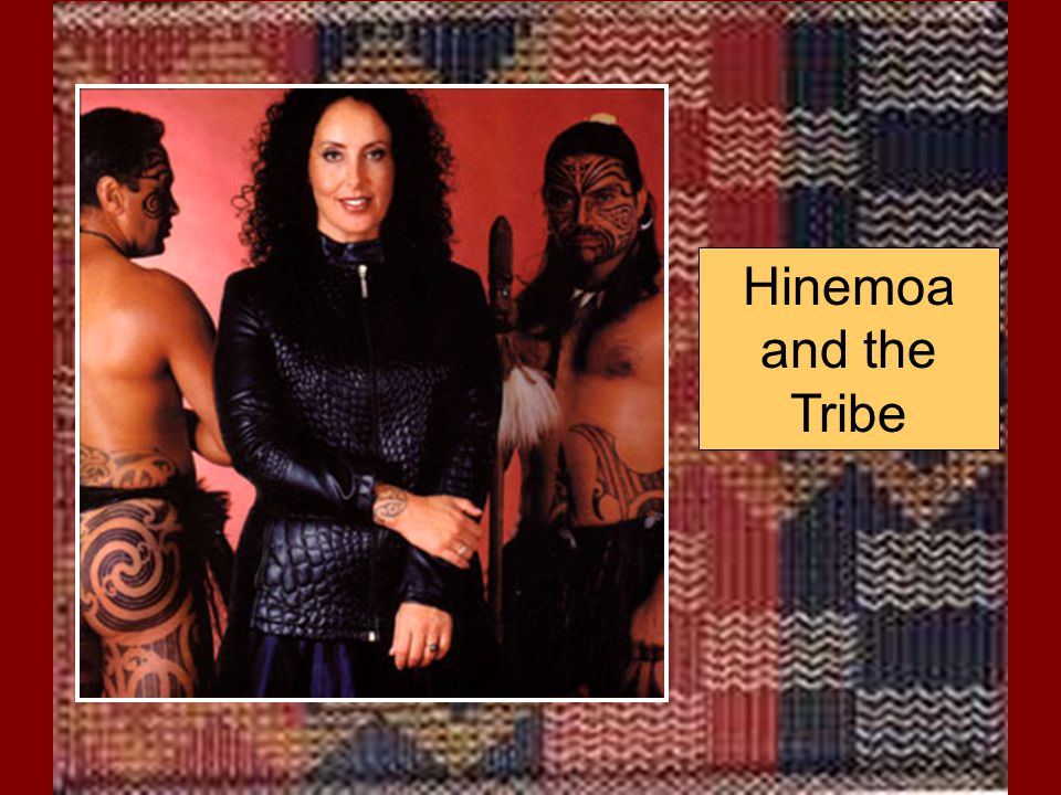 Hinemoa and the Tribe