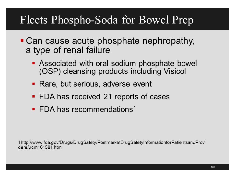 Fleets Phospho-Soda for Bowel Prep