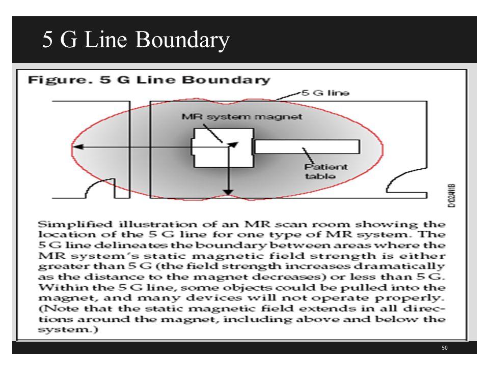 5 G Line Boundary