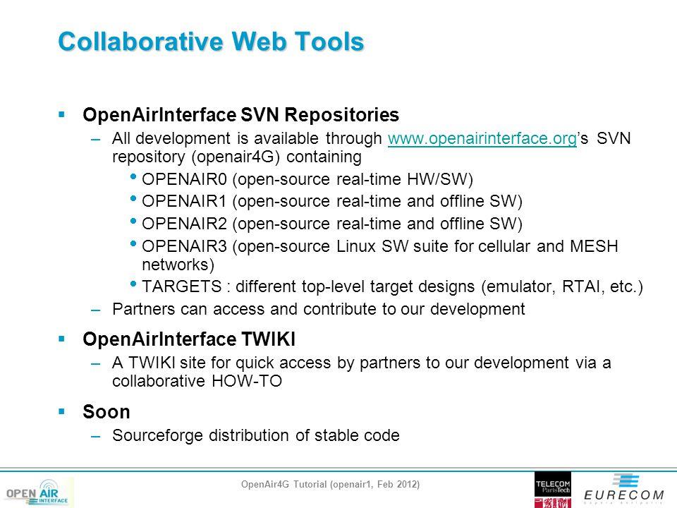 Collaborative Web Tools