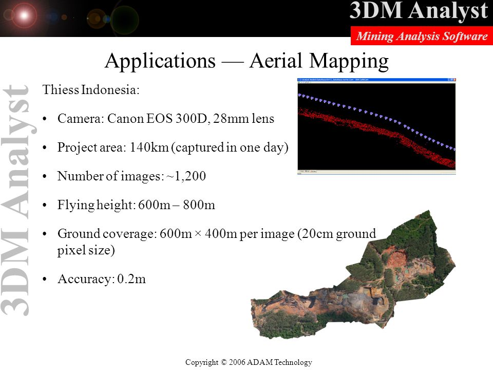 Applications — Aerial Mapping