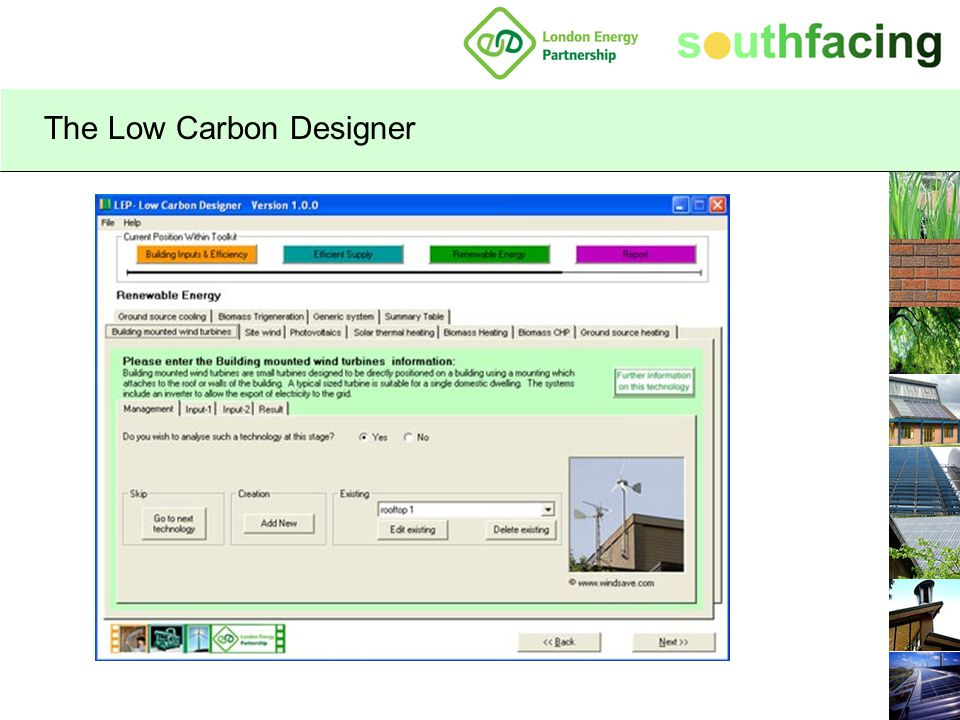The Low Carbon Designer