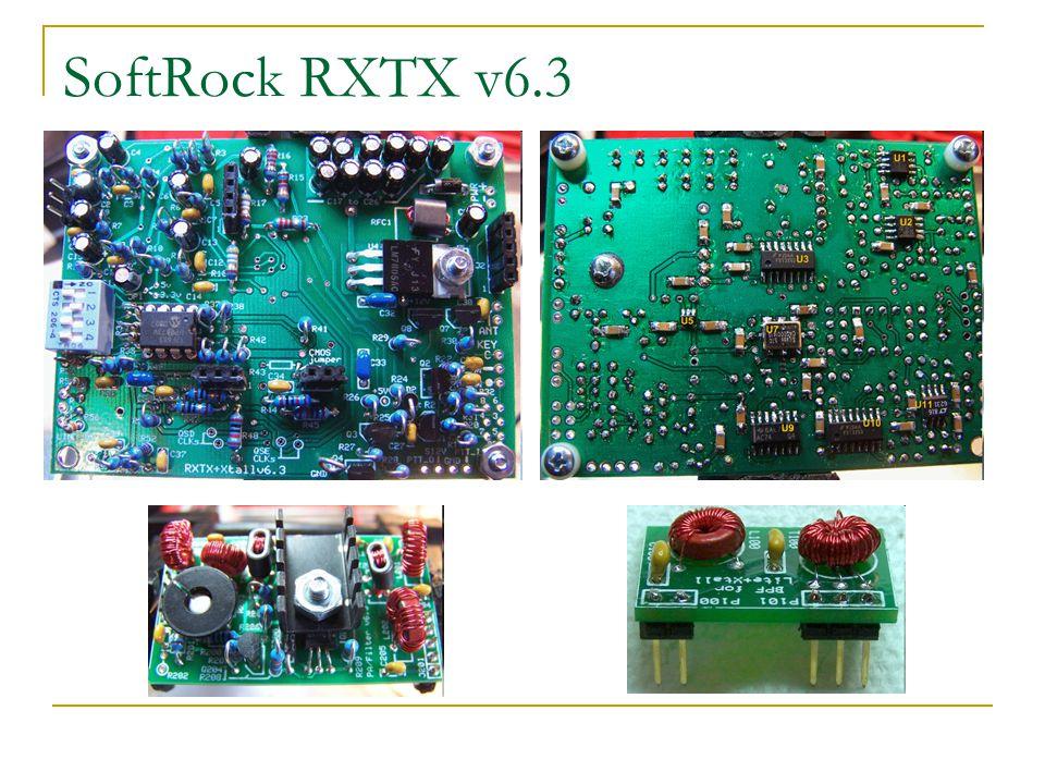 SoftRock RXTX v6.3