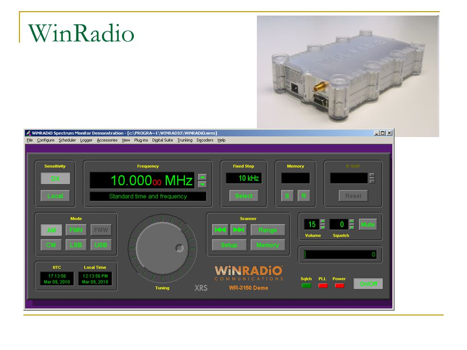 WinRadio