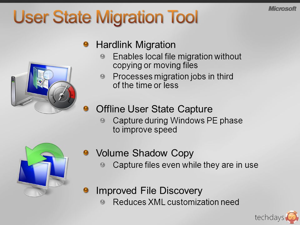 User State Migration Tool