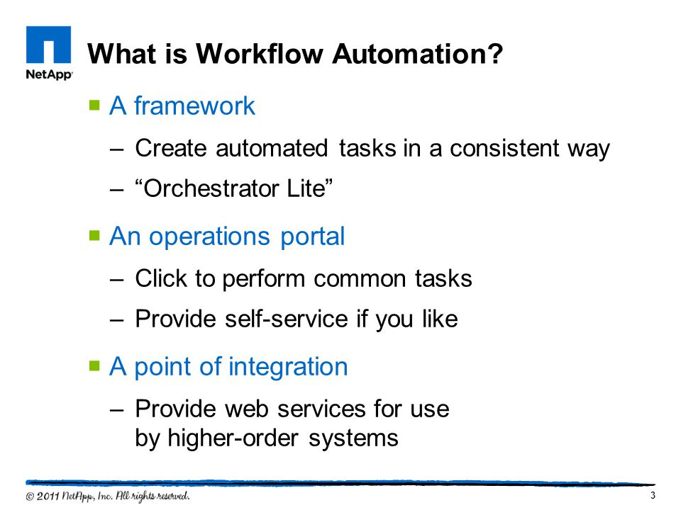 What is Workflow Automation