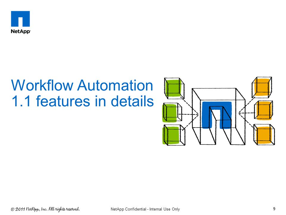 Workflow Automation 1.1 features in details