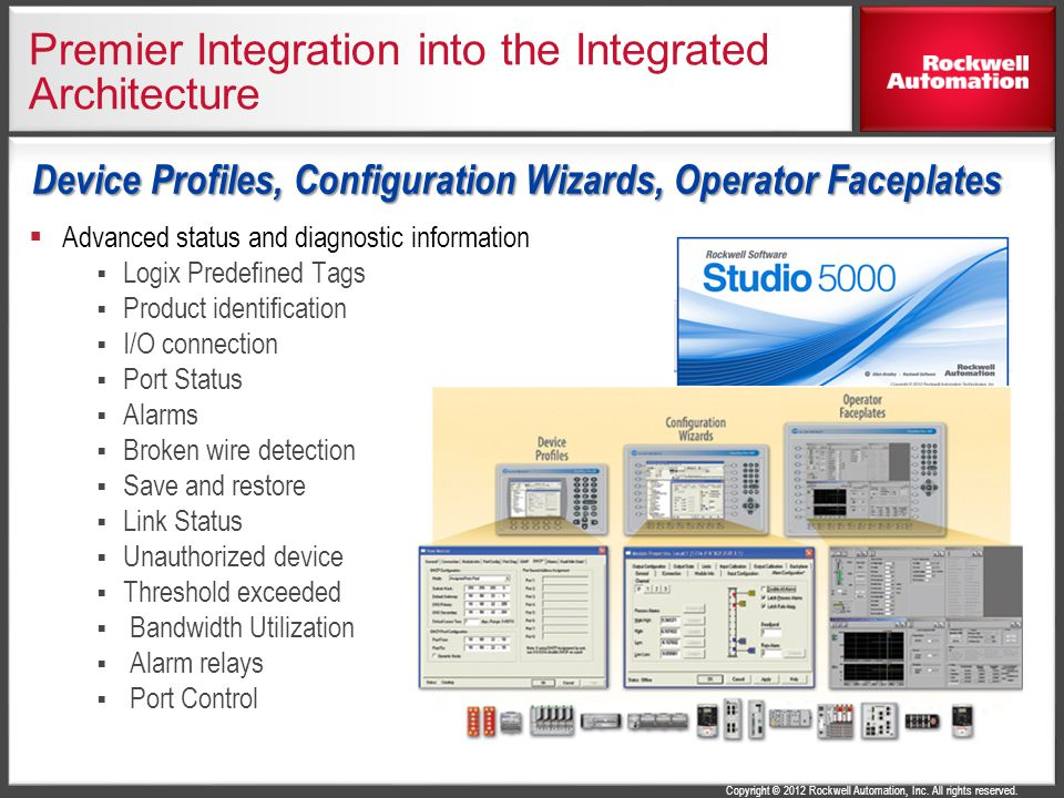 Premier Integration into the Integrated Architecture