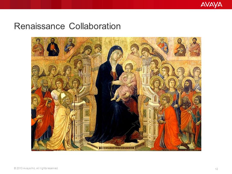 Renaissance Collaboration