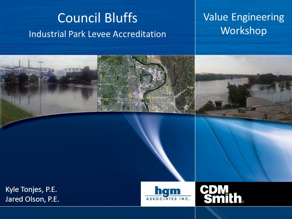 Council Bluffs Value Engineering Workshop
