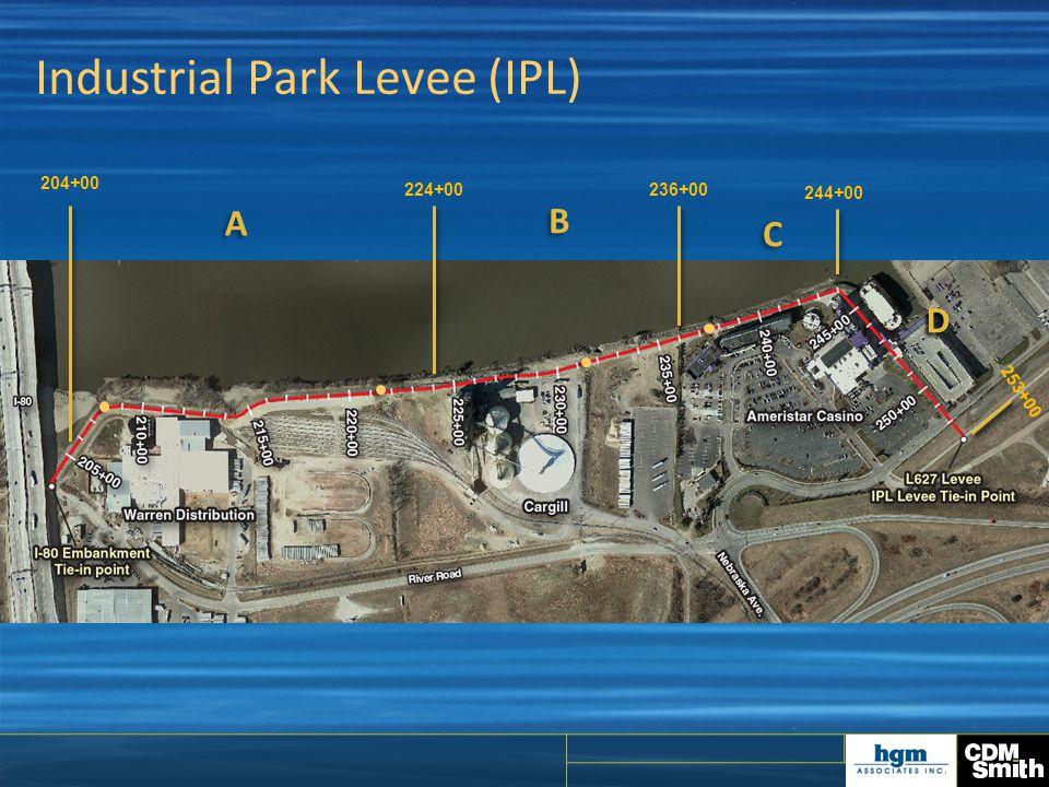 Industrial Park Levee (IPL)